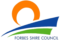 Forbes Shire Council logo