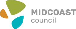 Midcoast Council logo