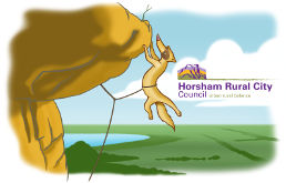 Horsham Rural City Council iFerret logo